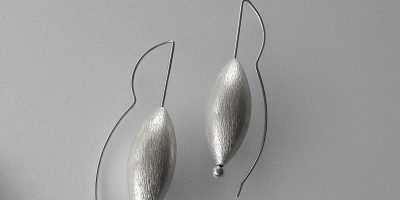 883 - Large Cone Earrings