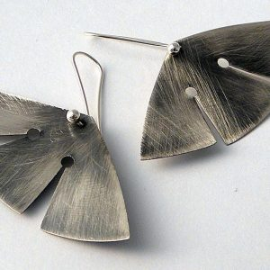 899 - Butterfly Earrings