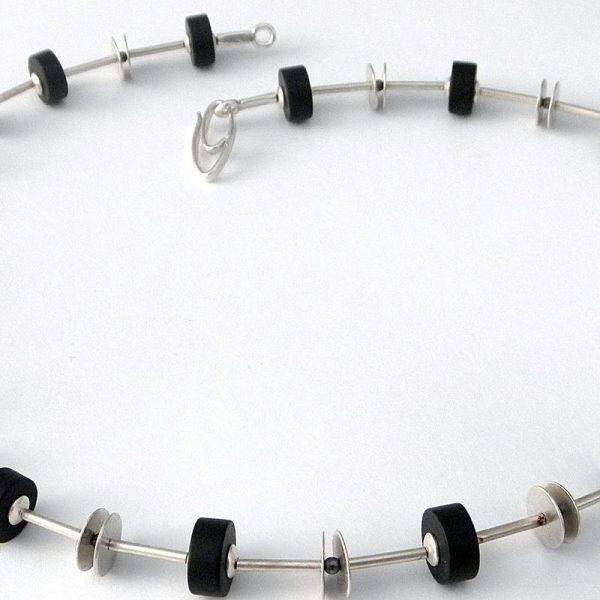 904 - Black Jade Necklace
