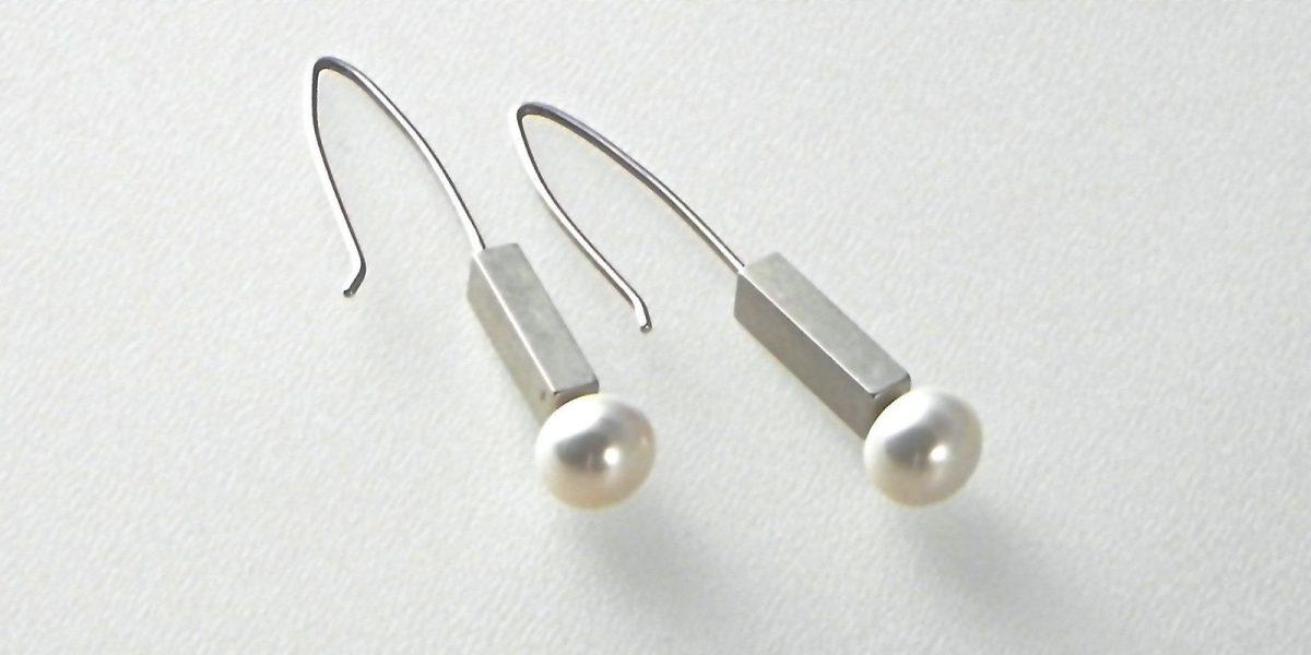 528 - 7mm Pearl Earrings