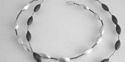 613 - Single Cone Necklace