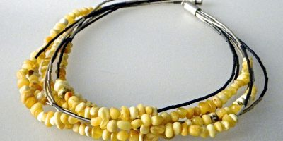 655 - Butterscotch Amber Necklace