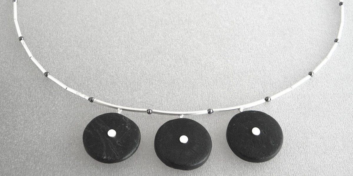 732 - Triple Coconut Necklace
