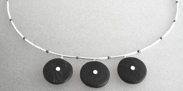 732 - Triple Coconut Necklace