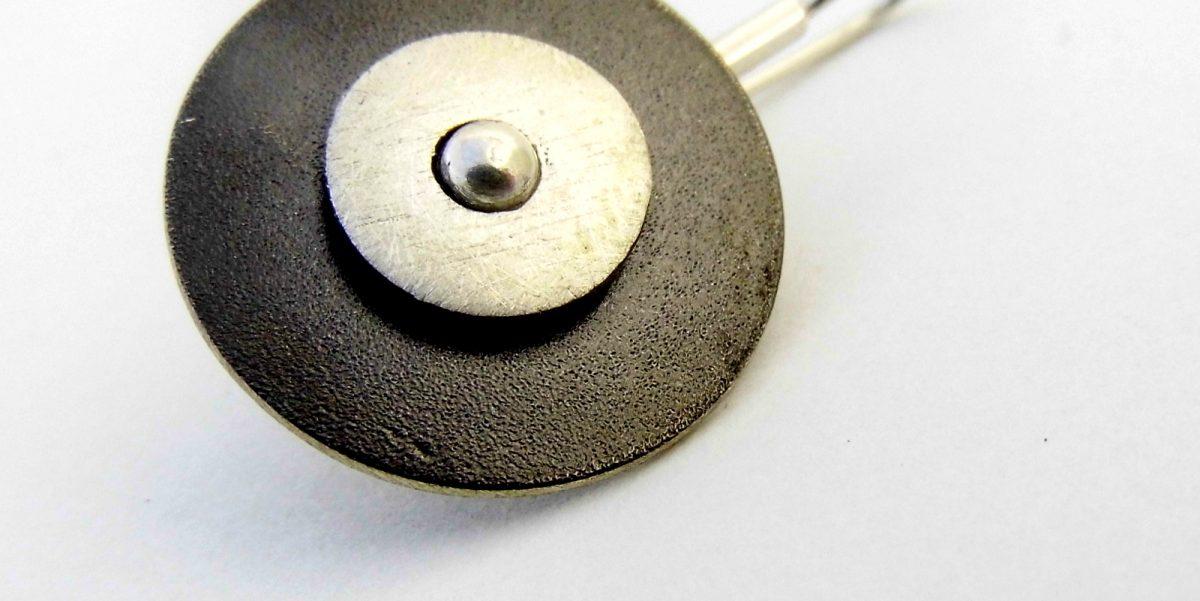 835 Double Circle Earrings