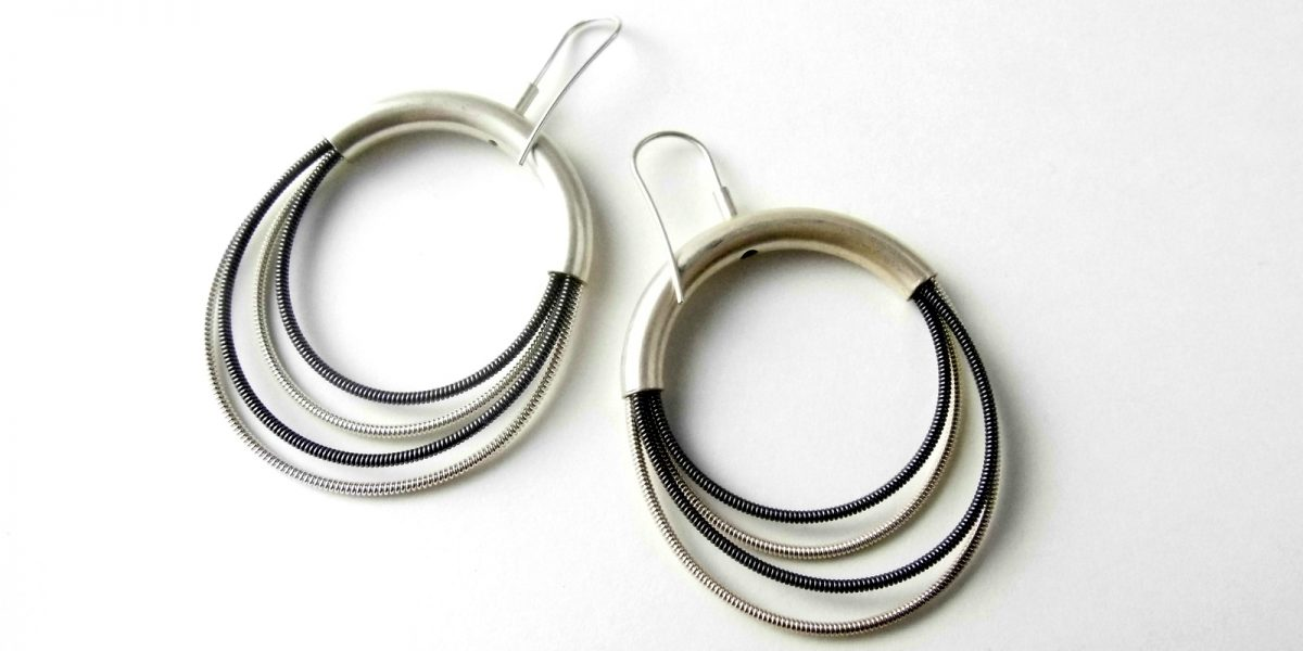 861 Surgical Wire Earrings