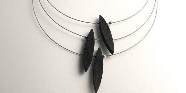 866 - Triple Jade Necklace
