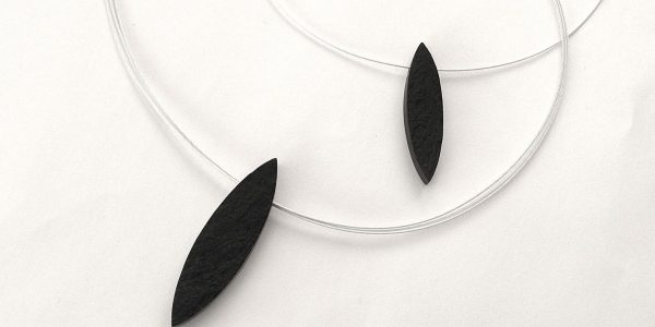867 - Single Black Jade Pendant