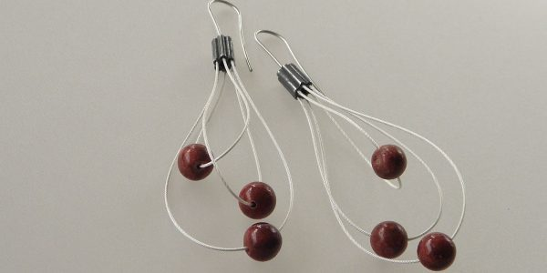 868 - Whisk Away Earrings