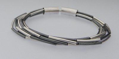 878 - Long Tube Bracelet