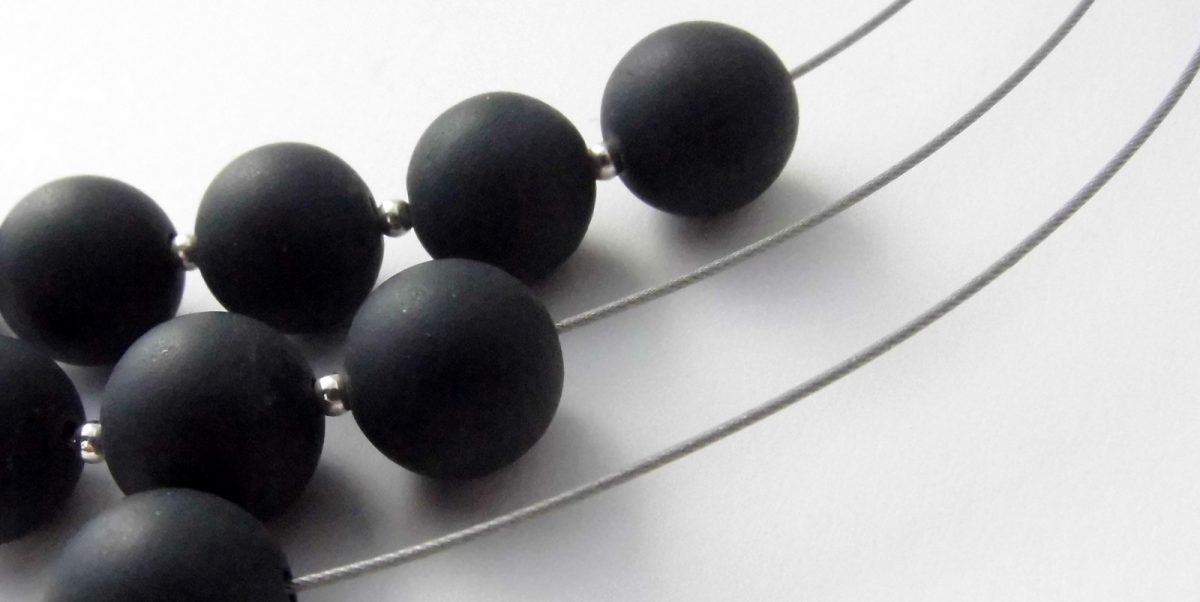 881 Tree Strand Jade Necklace
