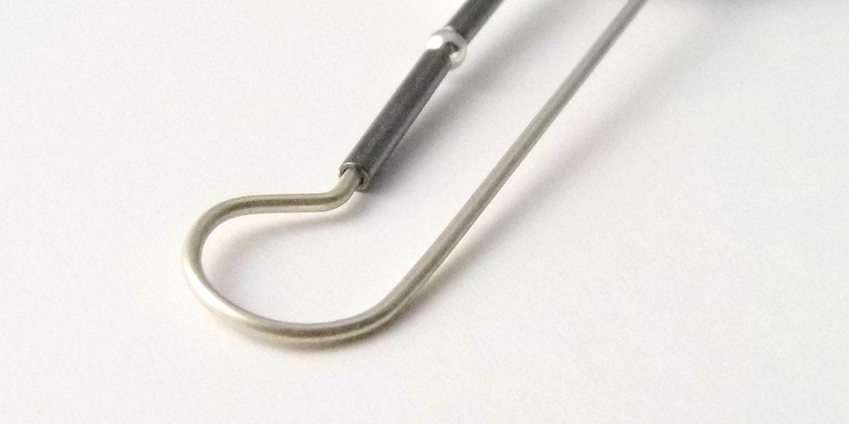 894 Open Circle Earrings