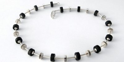 904 - Black Jade Necklace