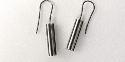 913 - Six Tube Earrings