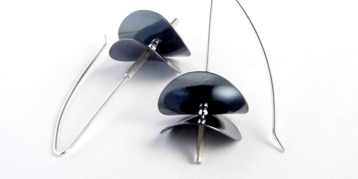 917 Double Circle Earrings