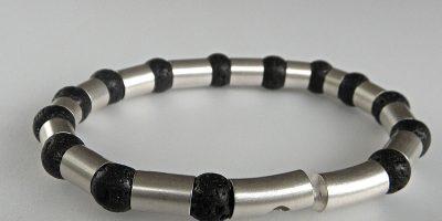 920 - With Lava Bracelet