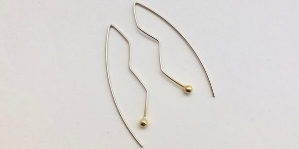 967 wire earrings
